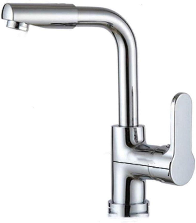 Kitchen Bath Basin Sink Bathroom Taps Kitchen Sink Taps Bathroom Taps Cool and Hot Water Faucet Ctzl6510