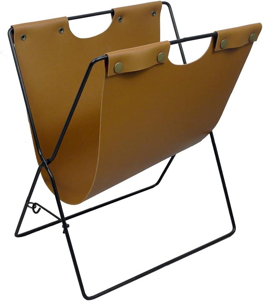 BKCC Max 70% OFF Wrought Iron Magazine Rack Living Simple Sofa Room Regular discount Corner