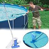 WiFndTu - Spazzola per aspirapolvere, per piscina, vasca da bagno, per laghetto e laghetto