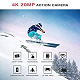 Zoom IMG-1 campark action cam hd 20mp