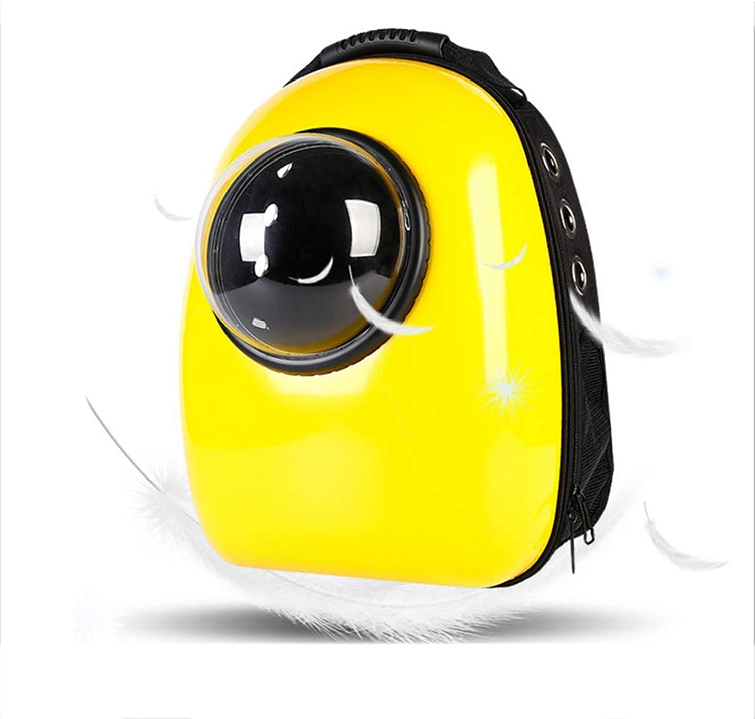 Pet Space Backpack Outing Portable Pet Bag Cat Dog Breathable Pet Supplies