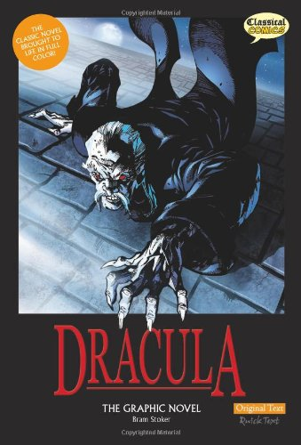 Compare Textbook Prices for Dracula The Graphic Novel: Original Text Classical Comics Reprint Edition ISBN 9781906332679 by Cobley, Jason,Stoker, Bram,Bryant, Clive,Johnson, Staz,Offredi, James