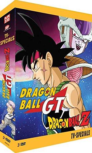 Dragonball Z + GT Specials - DVD