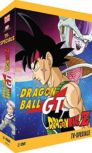 Dragonball Z + GT Specials - [DVD]