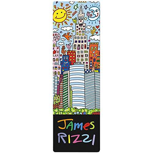 Fridolin 67461segnalibro'Rizzi mio New York City