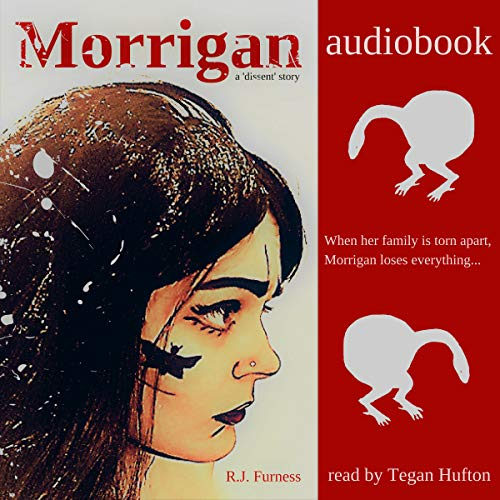 Morrigan: A Dissent Story Audiobook By R. J. Furness cover art