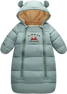 Baby Sleeping Bag Newborn Hooded Pram Bag Girls Boys Snowsuit Bunting