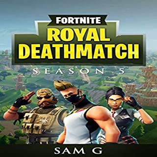 Fortnite Royal Deathmatch: Season 5 audiobook cover art