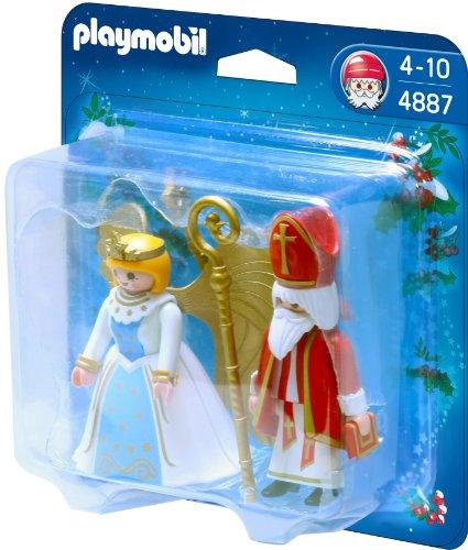 Playmobil 4887 - St. Nikolaus und Christkind