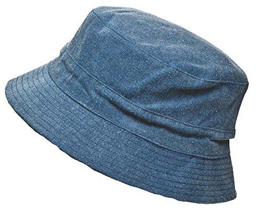 I-Smalls Chapeau de Pêcheur Homme Coton (Beige)
