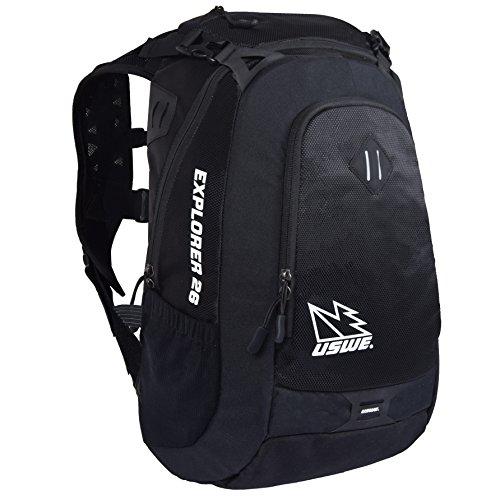 USWE Sports Explorer 26 Backpack S-XL Raven Black