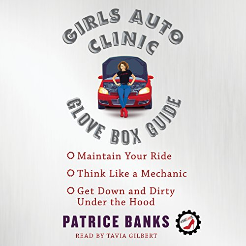 Girls Auto Clinic Glove Box Guide audiobook cover art