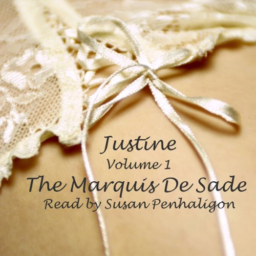 Justine audiobook cover art