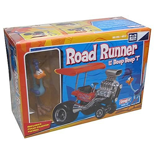 MPC - Road Runner & His Beep Beep T Model Kit - A-MPC718