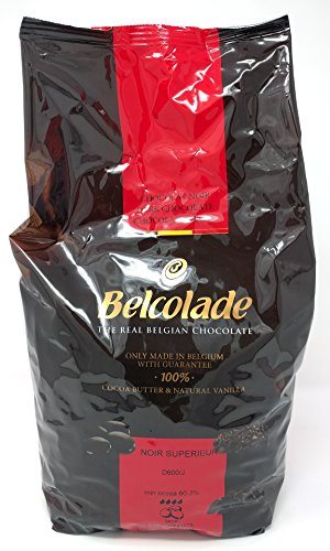 Belcolade 60% 'Noir Superieur' -...