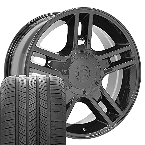 OE Wheels LLC 20 Inch Fits Ford Expedition F150 Lincoln Blackwood Navigator Harley Style FR81 Gloss...