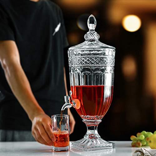 Mena UK Dispensador De Jugo De Jugo De Bebidas De Botella De Vino ...