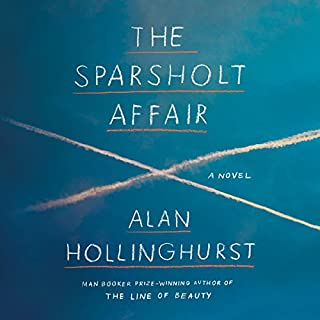 The Sparsholt Affair audiobook cover art