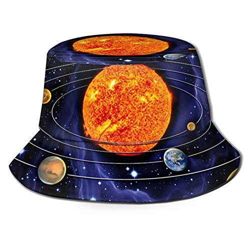 GAHAHA Fischerhüte für Herren, Solarplaneten, Fischermütze, Jagd, tragbar, Sonnenschutz, UV-Schutz, Jungen, faltbar, Sommerhut