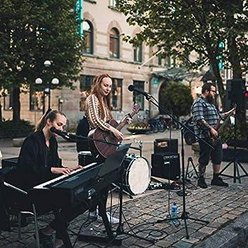 Cajsa & Eldkvartetten (Live)