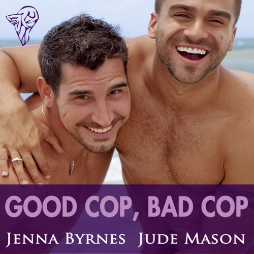 Good Cop, Bad Cop audiobook cover art