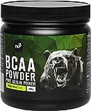 nu3 BCAA en polvo - 400g de aminocidos ramificados con sabor manzana - Proporcin ptima de leucina, isoleucina y valina 2:1:1 - Suplemento deportivos para musculacin - Nutricin deportiva vegana