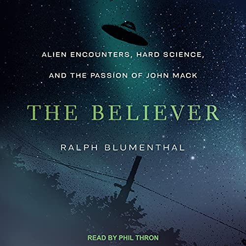 The Believer Audiobook By Ralph Blumenthal cover art