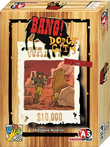 ABACUSSPIELE Spiele Bang! Bang! Dodge City Erweiterung