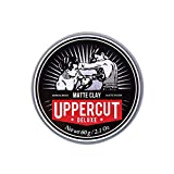 Uppercut Deluxe Matte Clay, Flexiable Hold, Low Shine 60g