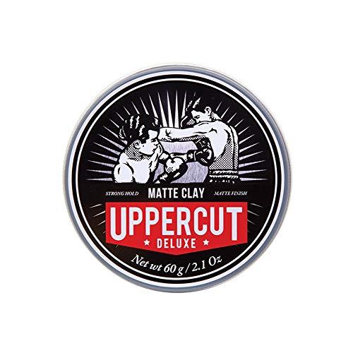 Uppercut Deluxe Matte Clay Hair Pomade, 2.1 Ounces