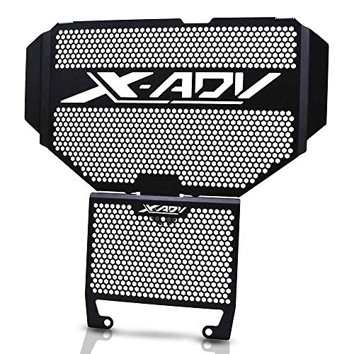 XADV 750 Motorrad Kühlerabdeckungsschutz Aluminium Kühler Schutzfolie für Honda X-ADV X ADV 750 2017 2018 2019 2020 2021