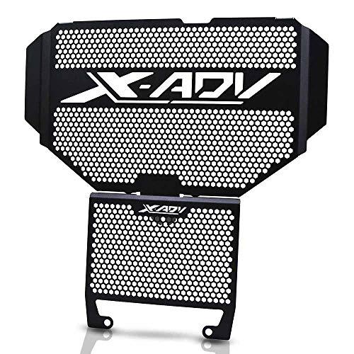 XADV 750 Motorrad Kühlerabdeckungsschutz Aluminium Kühler Schutzfolie für Honda X-ADV X ADV 750 2017 2018 2019