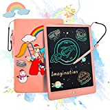 LCD Writing Tablet for Kids, 10in Colorful Doodle Board...