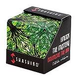 SHASHIBO Shape Shifting Box - Award-Winning, Patented Fidget Cube w/ 36 Rare Earth Magnets - Extraordinary 3D Magic Cube – Shashibo Cube Magnet Fidget Toy Transforms Into Over 70 Shapes (Elements)