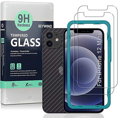 Ibywind Panzerglas für das iPhone 12 Mini(5.4