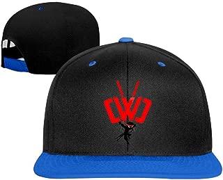 Lisa Cave CWC Spy Ninja Hip-hop Baseball Cap Adult Flat Brim Dad Hat Adjustable Snapback