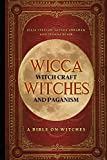 Wicca, Witch Craft, Witches and Paganism: A Bible on Witches: Witch Book (Witches, Spells and Magic)