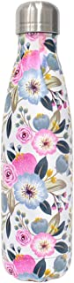 Best floral stainless steel water bottle Reviews