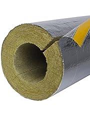 20m buisschaal aluminium 20mm x 35mm buisisolatie buisisolatie isolatie isolatie verwarmingsbuis