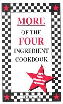 Plastic Comb More of the Four Ingredient Cookbook (Vol. II) Book