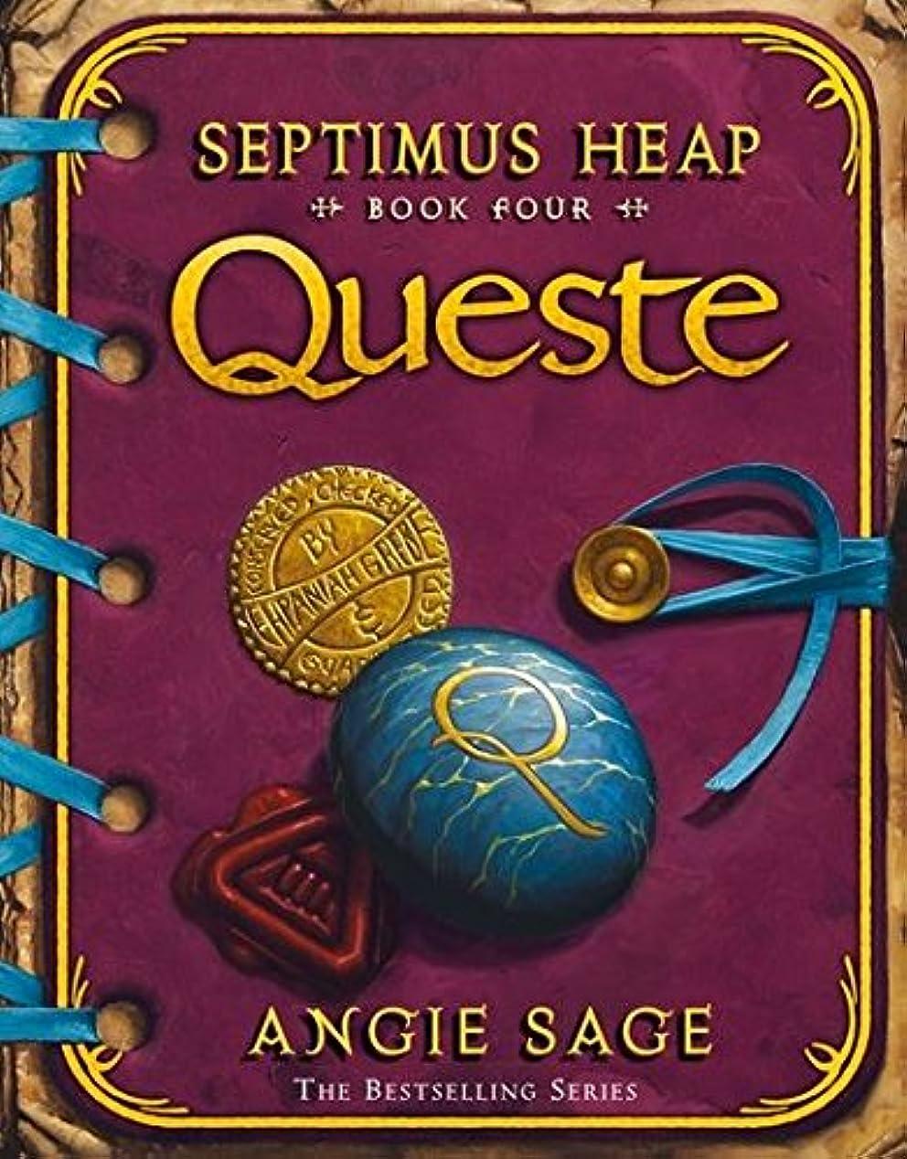 ジョブプロフェッショナル群れQueste (Septimus Heap)