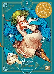 L'Atelier des Sorciers Edition collector Tome 8