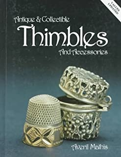 Best collectible thimble catalog Reviews