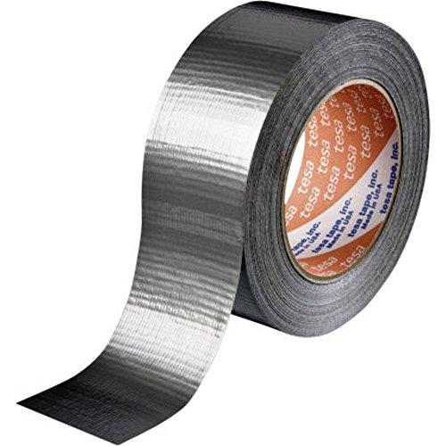 tesa 4613Utility Grade Duct Tape Silver 50m x 72mm