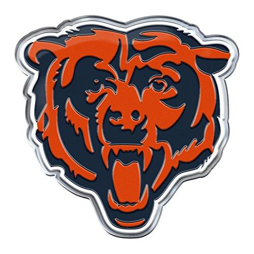 chicago bears car emblem - 5