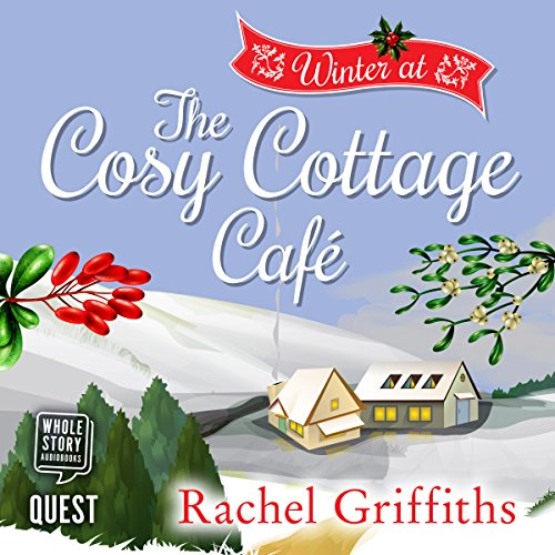 Winter at the Cosy Cottage Cafe cover art