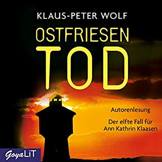 Ostfriesentod     Ostfriesland-Reihe 11              Autor:                                                                                                                                 Klaus-Peter Wolf                               Sprecher:                                                                                                                                 Klaus-Peter Wolf                      Spieldauer: 18 Std. und 38 Min.     213 Bewertungen     Gesamt 4,4