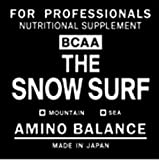 THE SNOW SURF ステッカー 正方形小
