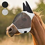 Best Fly Masks - fertgo Fly Mask for Horses with All-Round Breathable Review