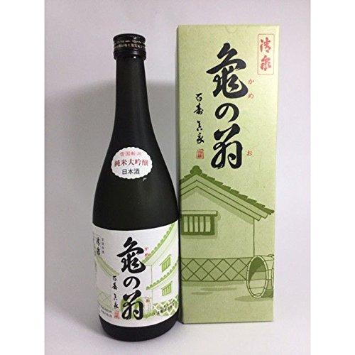 亀の翁 [純米大吟醸酒]